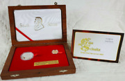 South Africa Otto Schultz Krugerrand Special 2006 Proof Gold Silver Coins Set