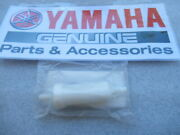 E86 Yamaha Marine 67f-24251-02 In-line Fuel Filter Oem New Factory Boat Parts