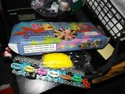 Official Rainbow Loom Mini Band Kit W/hook And Rubber Bands