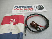 E91 Evinrude Johnson Omc 383420 Fuse And Lead Assembly Oem New Factory Boat Parts
