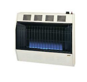 Cozy Heaters Bft102 Lp Gas Blue Flame Vent Free Heater