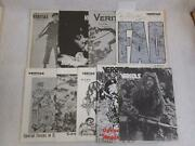 9 Veritas Newspapers 1972-1979 Jfk Center For Military Assistance Ft. Bragg Nc