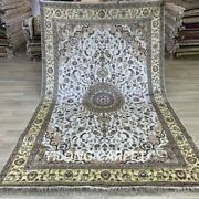 Yilong 6and039x9and039 Home Decor Hand Knotted Area Rugs Handmade Parlor Silk Carpet 1010c