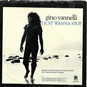 Vannelli, Gino I Just Wanna Stop Aandm 2072 + Free Vg Picture Sleeve