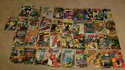 Dc And Marvel Comic Books 1950-1980