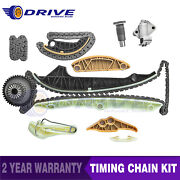 Timing Chain Kit For 2008-2013 Audi Vw 2.0 T Tfsi Eos Gti A3 A4 A5 A6 Q5