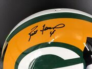 Brett Favre Green Bay Packers Southern Miss Authentic Hand Painted Helmet