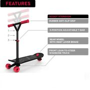 New Morfboard Scoot Xtension, Kick Scooter For Kids With 3-position