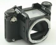 As Is Asahi Pentax 6x7 67 Mirror Up Body Only Mf Film Camera From Japan 203