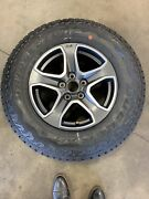 Jeep Wrangler Jl Wheels And Tires Almost New Barely Used