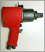 Siouxandreg Tools Iw75bp-8h Impact Wrench - Pistol Grip - 1 Drive - 3/4 Capacity