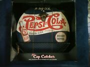 The Cap Catcher Pepsi-cola Wall Mounted Bottle Opener With Cap Catcher