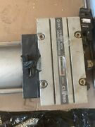 Smc Clsd160-300 / Clsd160300 Cylinder With Lock Mechanism Brand New