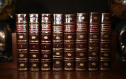 1740 The Works Of William Shakespeare 2nd Theobald Edition 8 Vols Illustrated