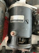 Continental Starter 24 Volt 1108234 Core. Used. As Removed. No Warranty.