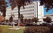 Philips Hall College Of Business Administration University Of Iowa Postcard H06