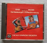 Mp Reiner Conducts Wagner Meistersinger Rca Chicago Symphony Orchestra Cd