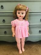 Vintage Deluxe Reading Miss Beauty Parlor Doll 24