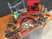 Kent Moore Gm Tools-auto And Manuel Trans And Diff-bench Mount Clutch Tool Sold