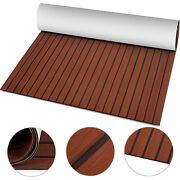 94.5and039and039x47and039and039 Teak Decking Marine Boat Flooring Carpet Sheet Yacht Eva Foam Us