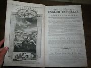1794 New And Complete English Traveller With 100 Maps And Plates Kew Putney Norwich