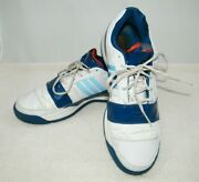 Adidas Ts Gilbert Arenas Team Signature 061790 Us Size 13 Red / White / Blue
