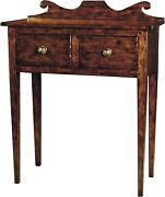 Scarborough House Huntboard Hand Distressed Brass Handles Two Drawers