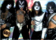 1997-98 Kiss Gold-seal Printing 39 Less Than A Month After Kiss Destroyed Japa