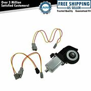 Dorman Power Window Lift Motor For Lincoln Ford Mercury Cougar Thunderbird