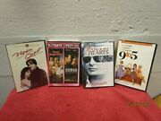 Lot Of 4 New Sealed Dvd Movies 9 To 5 Steel Magnolias Vision Quest Random Hearts