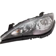 Headlight Lamp Left Hand Side Driver Lh 68228945ad-pfm For Chrysler Pacifica