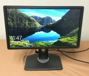 Dell P2014ht 20 Flat Panel Widescreen Lcd Monitor