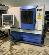 Oerlikon B10 Cnc Blade/tool And Cutter Grinder New 2002