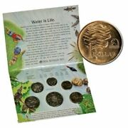 Australia 1993 And039water Is Lifeand039 Landcare Uncirculated Set