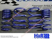Handr Sport Lowering Springs 2010-2017 Mercedes W207 E350 Coupe Cabriolet 2wd