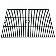 Porcelain Coated Cast Iron Cooking Grid Replacement For Weber,bbq Grillware...