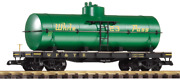 Piko G Scale 38726 White Pass And Yukon Route Wpandyr Tank Car G-scale