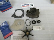 S22 Evinrude Johnson Omc 379776 Water Pump Kit Oem New Factory Boat Parts