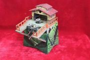 Cable Car Station Toy Old Vintage Antique Home Decor Collectible Pr-77