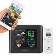 C83100 La Crosse Technology Wi-fi Professional Weather Station With Accuweather