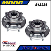 Front Rh And Lh 513286 Wheel Bearing And Hub Assembly For 2009-2020 Dodge Journey