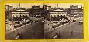 Usa.etats-unis.new York.junction Chatham And Cen.photo Albumen Stereo Anthony And Co