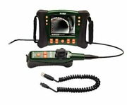 Extech Instruments Hd Videoscope Kit With Wireless Handset/articulating Hdv640w