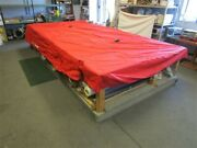 Sun Tracker Party Barge 18 34906-22 Pontoon Cover Red 2015 210 X 119 Boat