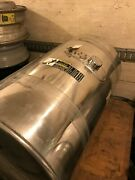 100 Gallon Diesel Volvo Fuel Tank With Straps Bracket Fuel Lines And Filter