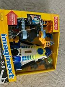 New In Box Imaginext Space Shuttle Retired Hard To Find Lowered Price