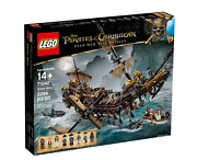 New And Sealed Box Lego Pirates Of The Caribbean Silent Mary 71042 [retired Set]