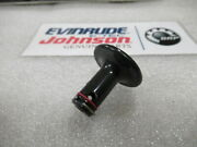 R4 Evinrude Johnson Omc 395781 Knob And Detent Assy Oem New Factory Boat Parts