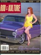 Traditional Rod And Kulture Illustrated 43 Fall 2015-hot Rods-pin-up Girls-vin...