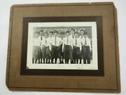 Ii Young Male Immigrants At Lawson School 1916 Cabinet Card Circa 1920 8 X 9